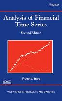 Analysis of Financial Time Series Pdf/ePub eBook