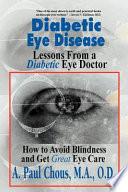 Diabetic Eye Disease Book