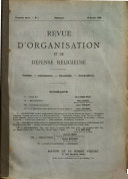 Revue d'organisation et de défense religieuse