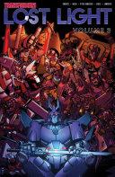 Transformers  Lost Light  Vol  3