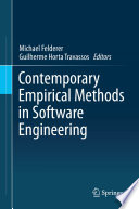 Contemporary Empirical Methods in Software Engineering Book