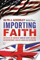 Importing Faith Book PDF