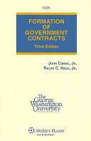Formation of Government Contracts