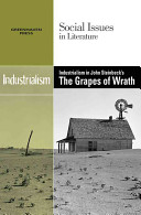Industrialism in John Steinbeck s The Grapes of Wrath