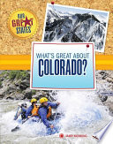What s Great about Colorado  Book