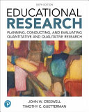 Educational Research Mylab Education Access Code Includes Pearson Etext
