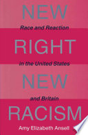 New Right  New Racism