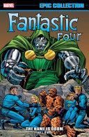 Fantastic Four Epic Collection: The Name Is Doom [Pdf/ePub] eBook