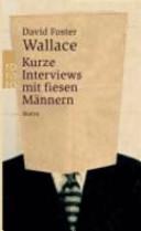 Kurze Interviews mit fiesen Männern