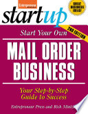 Start Your Own Mail Order Business