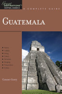 Explorer's Guide Guatemala: A Great Destination Pdf/ePub eBook