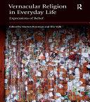 Vernacular Religion in Everyday Life Pdf/ePub eBook