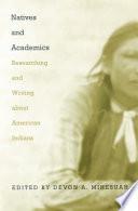 Natives and Academics