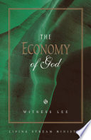 """""""The Economy of God"""" by Witness Lee"""