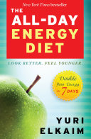 The All Day Energy Diet