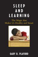 Sleep and Learning