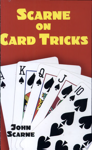 Read Online Scarne on Card Tricks Free Books - Unlimited Book