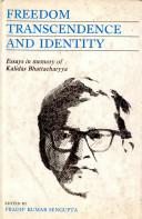 Freedom  Transcendence  and Identity