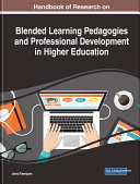 Handbook of Research on Blended Learning Pedagogies and Professional Development in Higher Education [Pdf/ePub] eBook