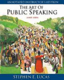 The Art Of Public Speaking Book PDF