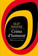 Pdf Crime d'honneur Telecharger