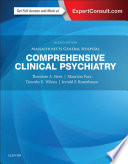 Massachusetts General Hospital Comprehensive Clinical Psychiatry Book PDF