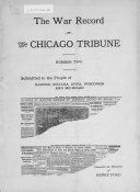 The War Record of the Chicago Tribune