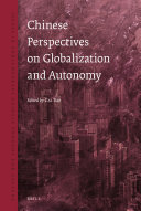 Chinese Perspectives on Globalization and Autonomy