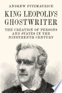 King Leopold s Ghostwriter
