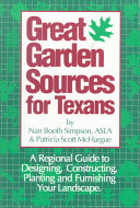 Great Garden Sources for Texans