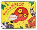 Peek-a Who? Stroller Cards