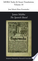 James Mabbe The Spanish Bawd