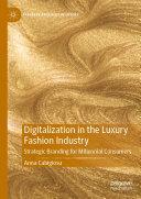 Digitalization in the Luxury Fashion Industry Pdf/ePub eBook