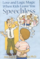 Love and Logic Magic When Kids Leave You Speechless Book