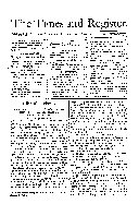 The Medical Times and Register