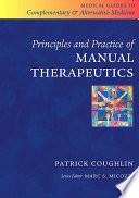 Principles And Practice Of Manual Therapeutics E Book Book PDF