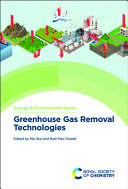 Greenhouse Gas Removal Technologies Book
