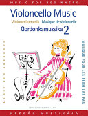 Violoncello Music for Beginners - Volume 2