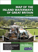 Map Inland Waterways of Great Britain