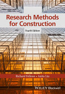 Research Methods for Construction