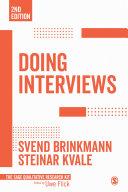 Doing Interviews