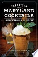 Forgotten Maryland Cocktails
