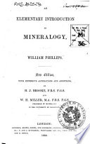 An Elementary Introduction to Mineralogy Book