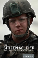 The Citizen-Soldier Pdf/ePub eBook