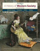 A History of Western Society Since 1300 for AP   Book