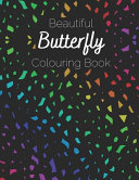Beautiful Butterfly Colouring Book