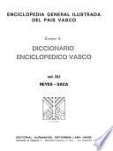 Enciclopedia general ilustrada del País Vasco