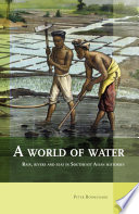 A world of water rain, rivers and seas in Southeast Asian histories
