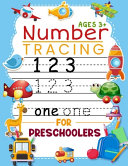 Number Tracing Book for Preschoolers and Kids Ages 3