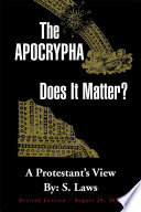 The Apocrypha  Does It Matter